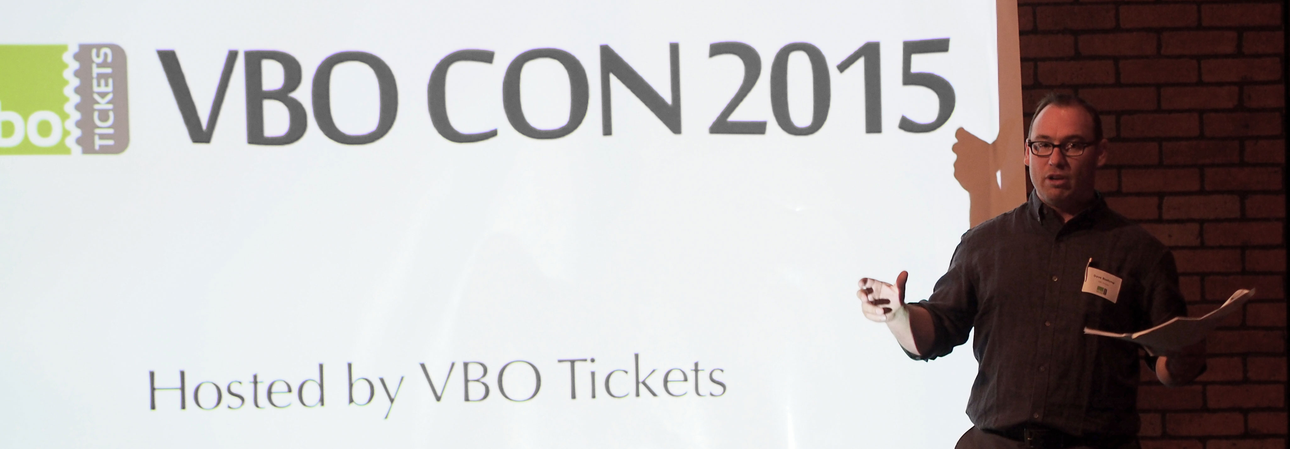 VBO CON 2015 Wrap Up