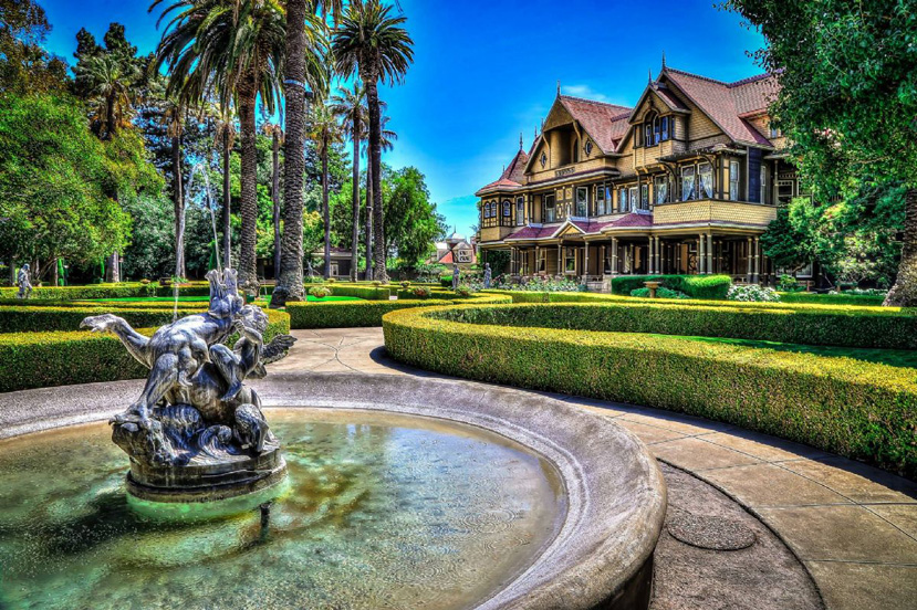 VBO Tickets Teams Up With The World Famous Winchester Mystery House