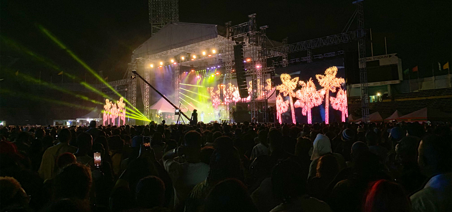 Offline Ticket Scanning Aids The Caribbean's Largest Festival