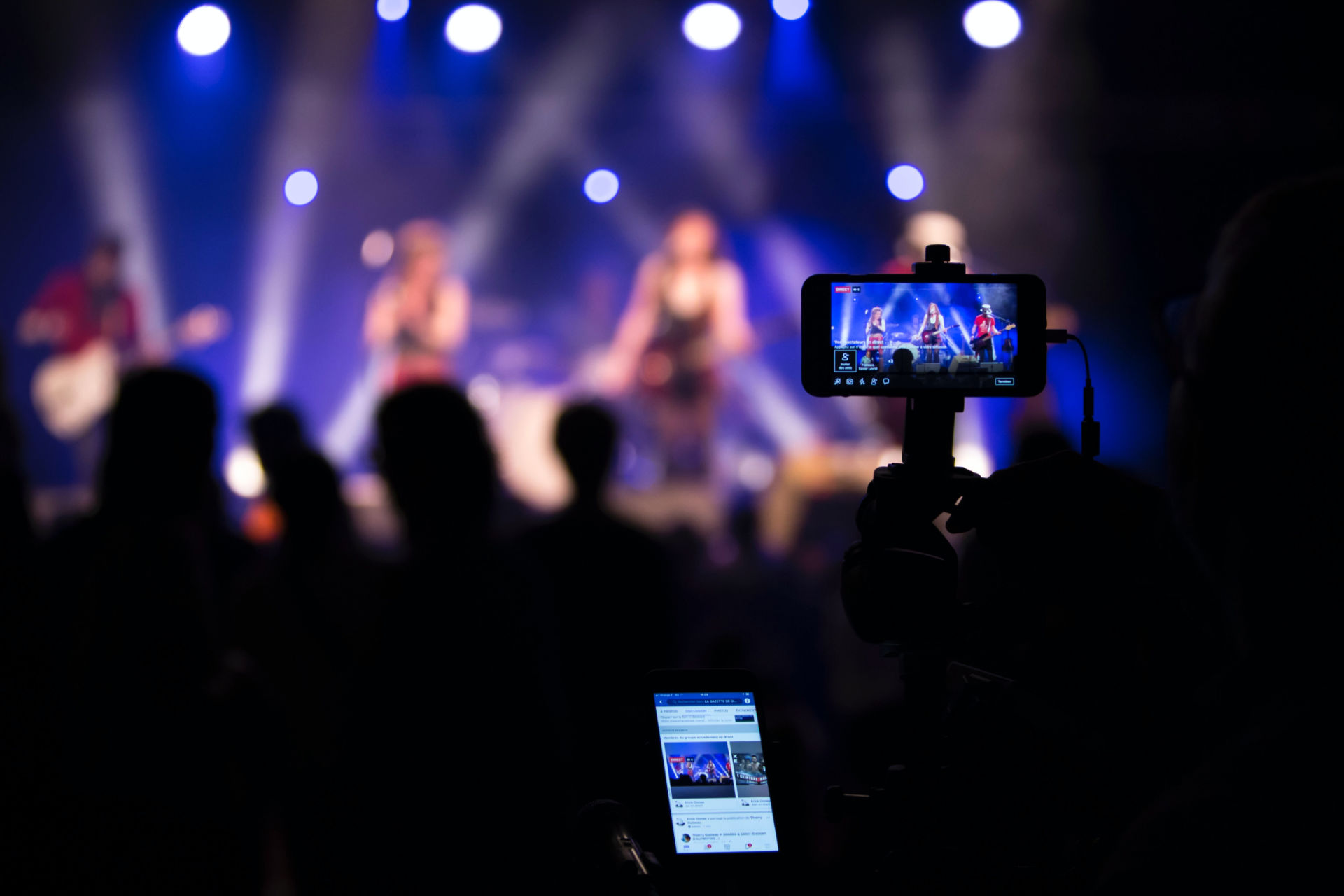 Sell virtual events with live or on-demand video streaming